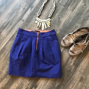 Zara above the knee pencil skirt